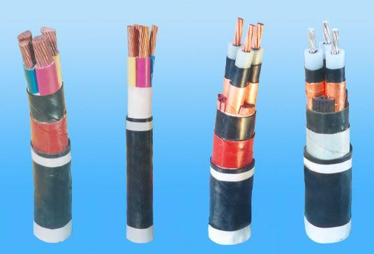 额定电压1KV和3KV挤包绝缘电力电缆