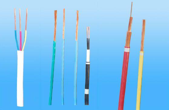 聚氯乙烯绝缘电线电缆及软电缆